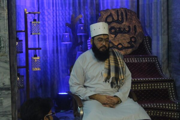 Ruhani Tarbiyate Nashist Ba-Silsala Ijtama-e-Hizbul Bahar shareef