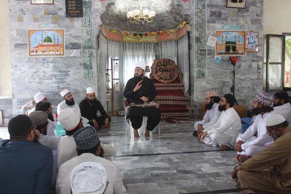 Rohani Tarbiyat e Nashist Dua e Hisbul Bahar Ijtima Second Day